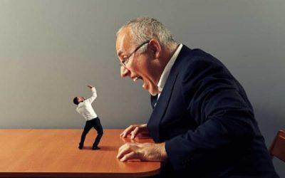 Jelek, amelyek arra utalnak, hogy rossz főnökünk van